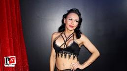 Intervista a Ivana Spears all'inaugurazione del Baraonda Disco Club