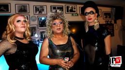 Intervista a Madame Pride e Darking al Ciao Drag Queen Emilia Romagna - Toscana 2019
