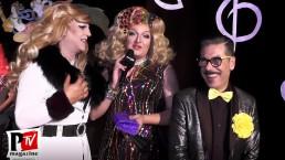 Intervista a Madame Pride alla prima puntata del Ciao Drag Triveneto 2019