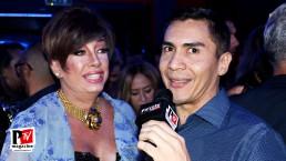 Intervista a Margot MInnelli all'inaugurazione del Baraonda Disco Club