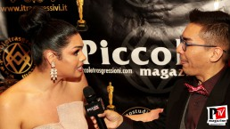 Mariana Melo a The Oscar by Paoletti Romana 2019