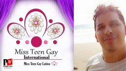 Entrevista a Raul Garita, organizador e director de Miss Teen Gay International 2019