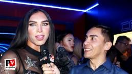 Intervista a Samarah all'inaugurazione del Baraonda Disco Club