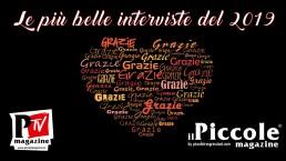 2019: tutte le interviste de Il Piccole Magazine