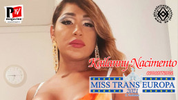 Kailanny Nascimento - concorrente Miss Trans Europa 2021