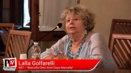 Intervento di Lalla Golfarelli al 'Marcella, dieci anni dopo Marcella'