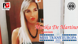Marika De Martino - concorrente Miss Trans Europa 2021
