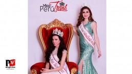 Miss Perù Trans 2018