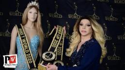 Intervista a Brenda Di Ponde - Direttrice di Miss T World 2020