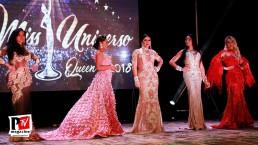 Premiazione al Miss Universo Queen T in Campania 2018