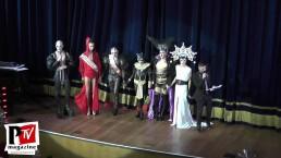 Premiazioni al Miss Androgynous 2018