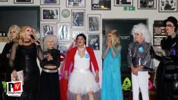 Spettacolo iniziale della prima puntata del Ciao Drag Queen Emilia Romagna - Toscana