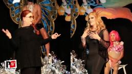 La quarta prova della prima puntata del Ciao Drag Queen Triveneto 2019