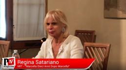 Intervento di Regina Satariano al 'Marcella, dieci anni dopo Marcella'