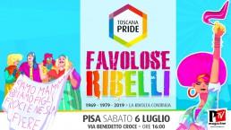 Toscana Pride 2019 - Favolose Ribelli