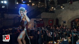 Secondo Spettacolo Dolores Van Cartiè al Master Queen Reunited - Miss Congeniality 2018