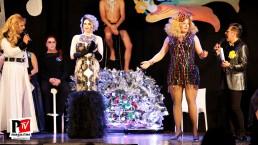 La settima prova della prima puntata del Ciao Drag Queen Triveneto 2019