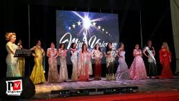 Sfilata abito da Sera Miss Universo Queen T in Campania 2018