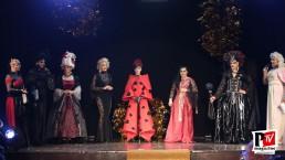 Sfilata creativa a The Queen of Throne - selezione nord 2020