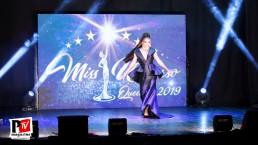 Spettacolo di Antara Gold al del Miss Universo Queen t in Campania 2019