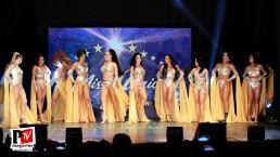 Spettacolo d'apertura del Miss Universo Queen t in Campania 2019