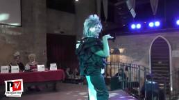 Spettacolo Dolores Van Cartiè al Master Queen Reunited - Miss Congeniality 2018