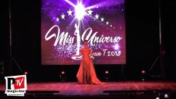 Spettacolo Fabiana Alves al Miss Universo Queen T in Campania 2018