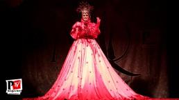 Lo spettacolo di Goddes Venus al Master Queen selezione Nord Est 2019