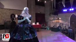 Spettacolo di Goddes Venus al Master Queen Reunited - Miss Congeniality 2018