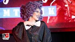 Lo spettacolo di Katy Kaly al Drag Factor Piemonte 2019