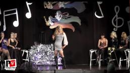 Spettacolo di Madame Cabaret al Ciao Drag Queen Triveneto 2019