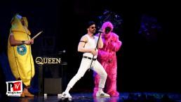 Lo spettacolo di Matteo Giosmin al Master Queen selezione Nord Est 2019