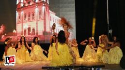 Spettacolo Milena Ravache al Miss Universo Queen T in Campania 2018