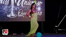 Spettacolo Naomi Angel al Miss Universo Queen T in Campania 2018