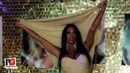Lo spettacolo di NaomiAngel al compleanno Di Veronica Dion