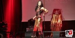 Spettacolo di Nicole Zaffira a The Queen of Throne - selezione centro 2020