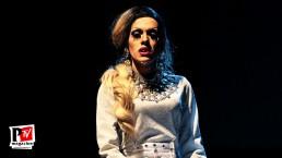 Spettacolo di Perfida al Ciao Drag Queen Italia 2019