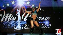Spettacolo di Roberty Moore al del Miss Universo Queen t in Campania 2019