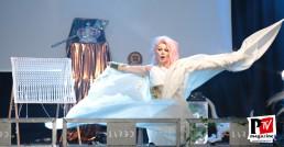 Spettacolo di Stella Dreams a The Queen of Throne - selezione centro 2020