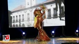 Spettacolo Stefany Dias Al Miss Universo Queen T in Campania 2018