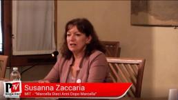 Intervento di Susanna Zaccaria al 'Marcella, dieci anni dopo Marcella'