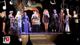 L'ultima prova della prima puntata del Ciao Drag Queen Triveneto 2019