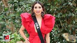 Intervista a Ale Tristan, Miss USA al Miss Trans Star International 2019
