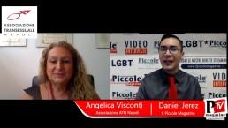 Video Intervista ad Angelica Visconti, Segretaria Associazione Transessuale Napoli - ATN
