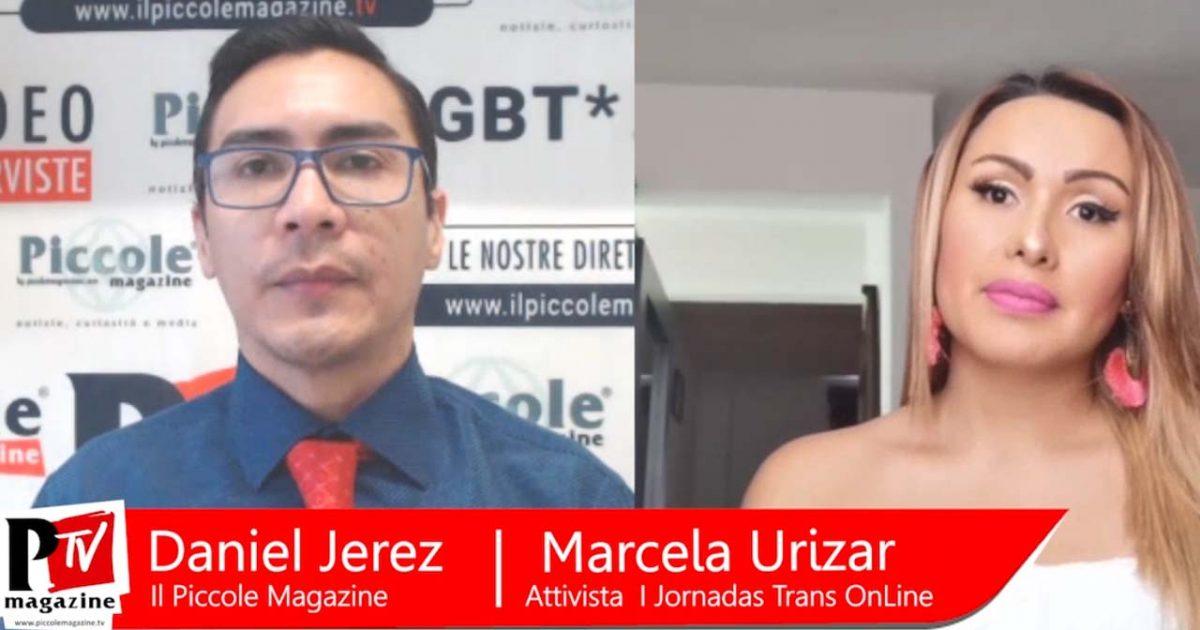 """Video Intervista a Marcela Urizar - """"Attivista Dell'Associazione Donne Trans In Azione, Guatemala"""""""