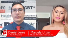 Video Intervista a Marcela Urizar -