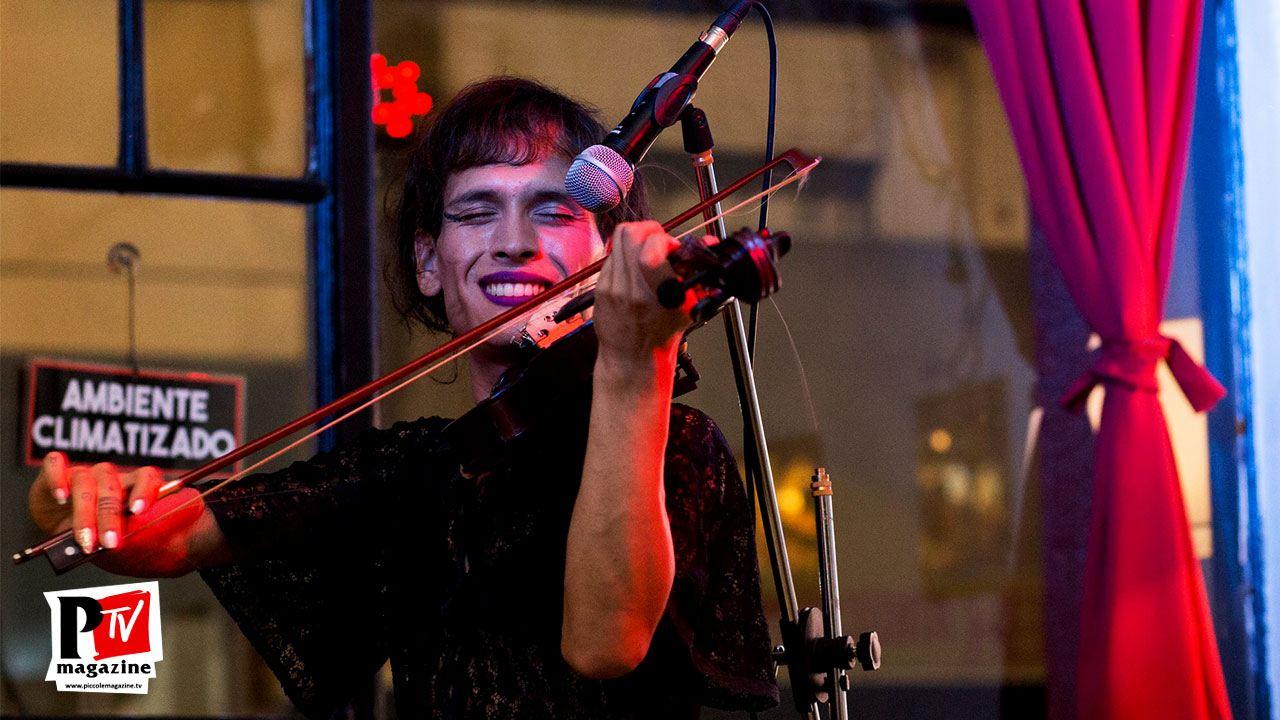 Video Intervista a Maria Jose Brizuela, amante dell'arte, della ricerca e dell'antropologia