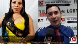 Entrevista a Nicole Camey, participante en el concurso Miss Trans International Guatemala 2019