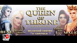 Intervista ai direttore artistici di The Queen of Throne - selezione Centro 2019