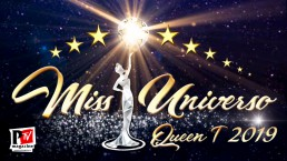 Pamela Andress invita tutti al Miss Universo Queen T in Campania 2019
